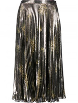 Suno pleated skirt