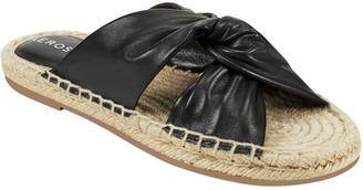 Aerosoles Paramus Women's Leather Slide Sandals