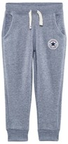 Converse Grey Cuffed Sweatpants