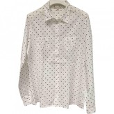 Bonpoint White Cotton Top for Women