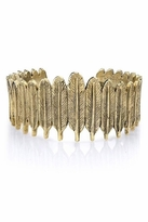 House Of Harlow Large Feather Row Cuff