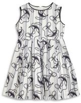 Rachel Riley Toddler's & Little Girl's Anchor Print Dress