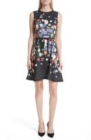 Ted Baker Women's Izobela Kensington Floral A-Line Dress