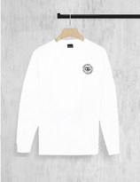 Obey Rue De La Ruine cotton-jersey top