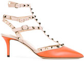 Valentino Garavani Valentino Rockstud pumps - women - Calf Leather/Leather/metal - 35