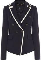 Karen Millen Contrast Trim Jacket