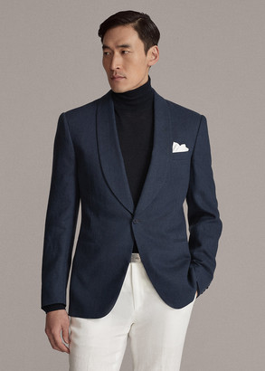 Ralph Lauren Gregory Linen Dinner Jacket