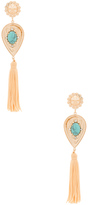 Samantha Wills Nightfall Lustre Large Drop Earrings