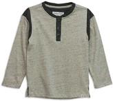 Sovereign Code Boys' Henley Shirt
