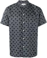 YMC printed shirt - men - Silk/Cotton - S
