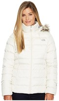 The North Face Gotham Jacket II (Vintage White) Women's Coat