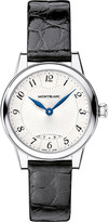 Montblanc Boheme date 111055 stainless steel watch