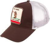 Peter Grimm Bear CA Baseball Cap