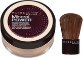 Maybelline New York Mineral Power Powder Foundation, Classic Ivory, Light 2, 0.28 Ounce
