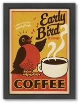 "Bed Bath & Beyond Americanflat ""Early Bird Blend"" Coffee Digital Print Wall Art"