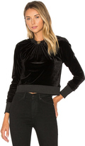 Cheap Monday Velvet Sweatshirt