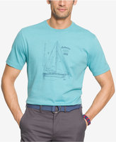 Izod Men's Sun Island Graphic Print T-Shirt