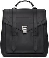 Proenza Schouler Black PS1+ Backpack