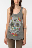 Urban Outfitters Day of the Dead Tank Top