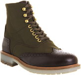 Ask The Missus Damian Brogue Boot