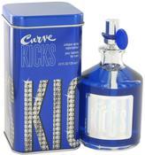 Liz Claiborne Curve Kicks by Eau De Cologne Spray for Men (4.2 oz)
