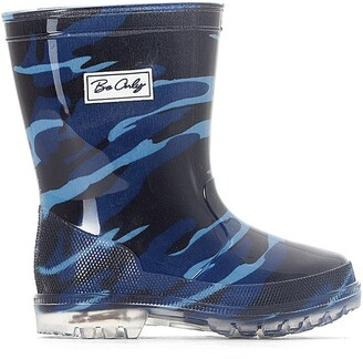 BeOnly Infants Army Blue Wellington Boots