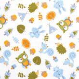 TREND LAB, LLC Trend Lab Animal Tepee Flannel Crib Sheet