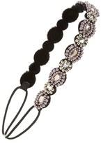 Capelli of New York Jeweled Head Wrap (Girls)