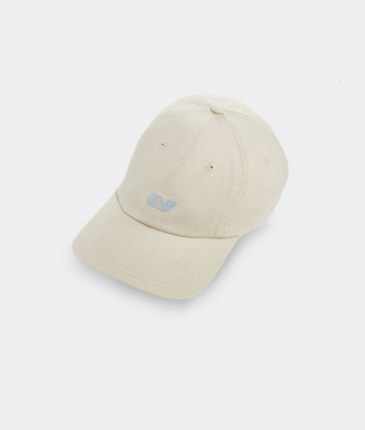 Vineyard Vines Beach Street Gingham Baseball Hat