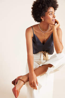 CAMI NYC Olivia Striped Silk Cami