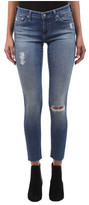 AG Jeans Women's Legging Ankle Skinny Jean In 18 Years Destroyed