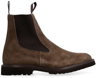 Tricker's Trickers Stephen Suede Chelsea Boots