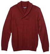 Geoffrey Beene Men's Shawl Collar Sweater