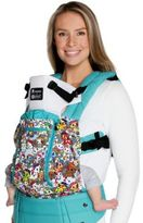Lillebaby CompleteTM All Seasons Tokidoki Unicorno Baby Carrier in Turquoise