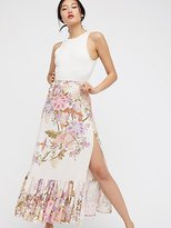 Blue Skies Split Maxi by Spell at Free People