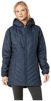 The North Face Mossbud Insulated Reversible Parka (Urban Navy) Women's Coat