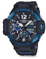 G-Shock Twin Sensor Resin Strap Watch