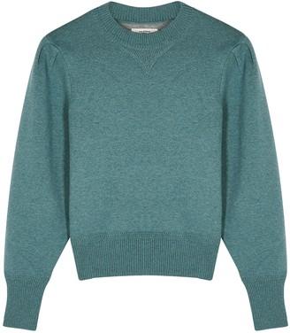 Etoile Isabel Marant Kelaya Blue Knitted Jumper