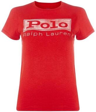 Polo Ralph Lauren Faded Logo T-Shirt