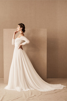 Wtoo by Watters Miles Gown