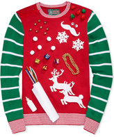 Retrofit Men's DIY Ugly Holiday Sweater Kit