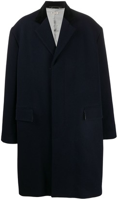 Marni Oversized Single-Breasted Coat