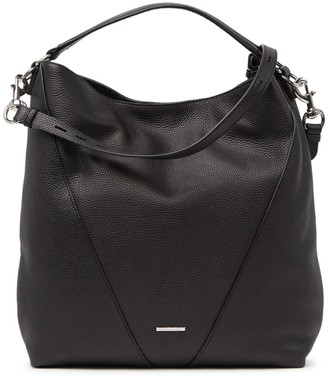 Rebecca Minkoff Moto Leather Hobo Bag