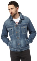 Wrangler Blue Mid Wash Denim Jacket