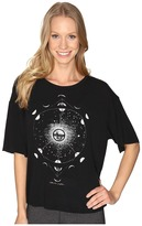Spiritual Gangster The Moon Phases Top