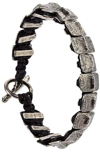 Tobias Wistisen spine bead bracelet