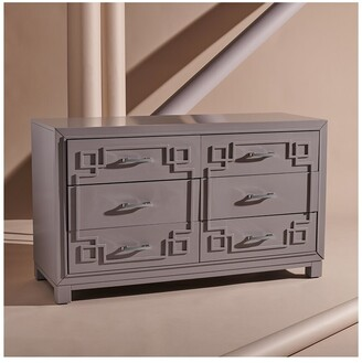 Safavieh Couture Raina 6 Drawer Dresser