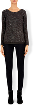 Monsoon Sabba Sequin Jumper
