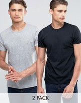 French Connection 2 Pack T-Shirt