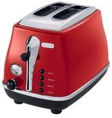 De'Longhi Delonghi 2-Slice Toaster - Red
